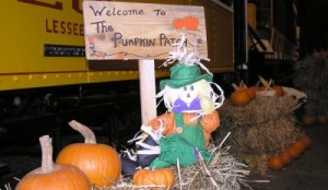 The Pumpkin Patch @ The Shoreline Trolley Museum | East Haven | Connecticut | United States